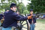 Historic Weapons Program - Cannon firing