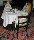 Dolls' Tea Party in the Children's Room