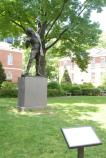 Image of Signers' Garden, next to Independence Hall, Independence National Historical Park