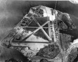 1944 Aerial View of Floyd Bennett Field, GATE