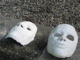 The Life masks finished