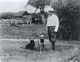 TR with Dogs, 1905