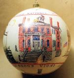 The U.S. Custom House is one of the scenes depicted on Salem Maritime's 2007 White House Ornament.