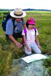 Learning with a Ranger - a memorable experience for Shenandoah visitors.