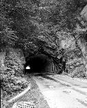 VA-119-18	MARYS ROCK TUNNEL. VIEW OF NORTH PORTAL, MILE 32.2.  More about HAER Photo Documentation...