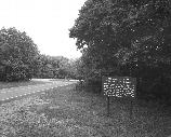 VA-119-54	ENTRANCE TO SKYLAND AT SITE OF GROUND BREAKING. LOOKING SOUTHEAST, MILE 41.7.  More about HAER Photo Documentation...
