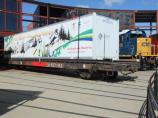 CP 2010 Vancouver Olympics Container Car CPPU630070