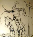'T.R. Don Quixote' by Carrel