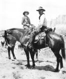 14b Zane Grey with Billie Dove