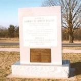 Memorial Marker--Patriots of African Descent IN HONOR OF PATRIOTS OF AFRICAN DESCENT WHO SERVED SUFFERED AND SACRIFICED DURING THE VALLEY FORGE ENCAMPMENT 1777 - 1778