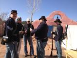 Pecos NHP holds a living history event to commemorate the Civil War in the west