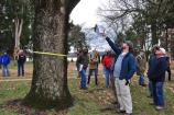 Workshop participants at Historic Tree Preservation Workshop