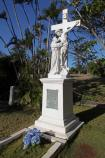 Mother Marianne Monument at Kalaupapa and Kalawao Settlements