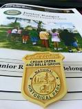 Image of Jr. Ranger Booklet and Badge