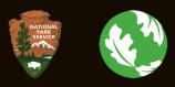 National Park Service and The Nature Conservancy logos