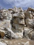 Quartzite Cliffs