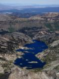 Many alpine lakes dot the High Sierra, accessed by trailheads in the Reds Meadow Valley.