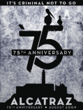 This poster was originally created to compliment the other 75th Anniversary poster which has become the symbol for the event. Created by Patrick Hanlon, Glen Ohlson, and Chuck Meridith as volunteers for the NPS from Ex'pression College.