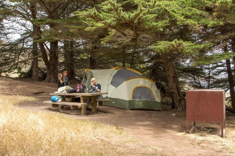 10 Best Places For Camping Around San Francisco