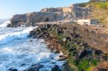 Sutro Baths and visitors