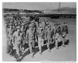 Troops Marching on Crissy Field