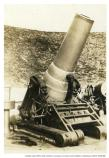 Upwards-pointed 12 inch mortar, 1930s