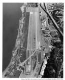 Aerial view of the Crissy Field runway c1964-68