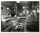 """Produce section of the Presidio of San Francisco Commissary store, 26 January 1959."""