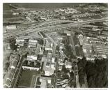 """Lower (northern) portion of Presidio"" aerial, 1950."