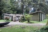 Fort Clatsop in Spring