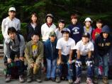 The Japan Volunteers-in-Parks Association has been visiting Mount Rainier since 1995