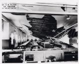 Mess Hall after explosion