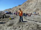 2012 Sand Sculpture Contest: Children's Individual Entry #11: Lighthouse, by Jackson