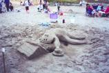 2003 Sand Sculpture Contest: Entry #06: Read