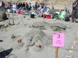 2010 Sand Sculpture Contest: Children's Group 1st Place Winner: Entry #03: Octo Cleaner, by Luco Kids