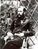 Capt. George Bazalgette, a veteran of the Second Opium War, was the Royal Marine Camp's first commandant.