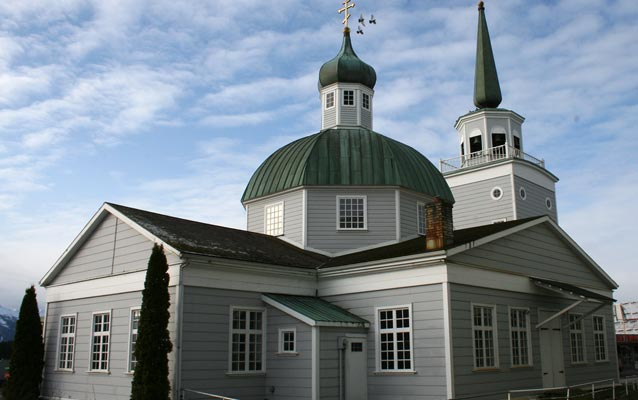 Image result for st michael's cathedral sitka