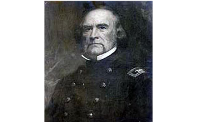 Union Brigadier General Rene Edward DeRussy
