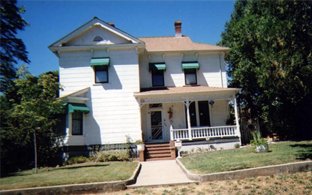 The Irene Burns House