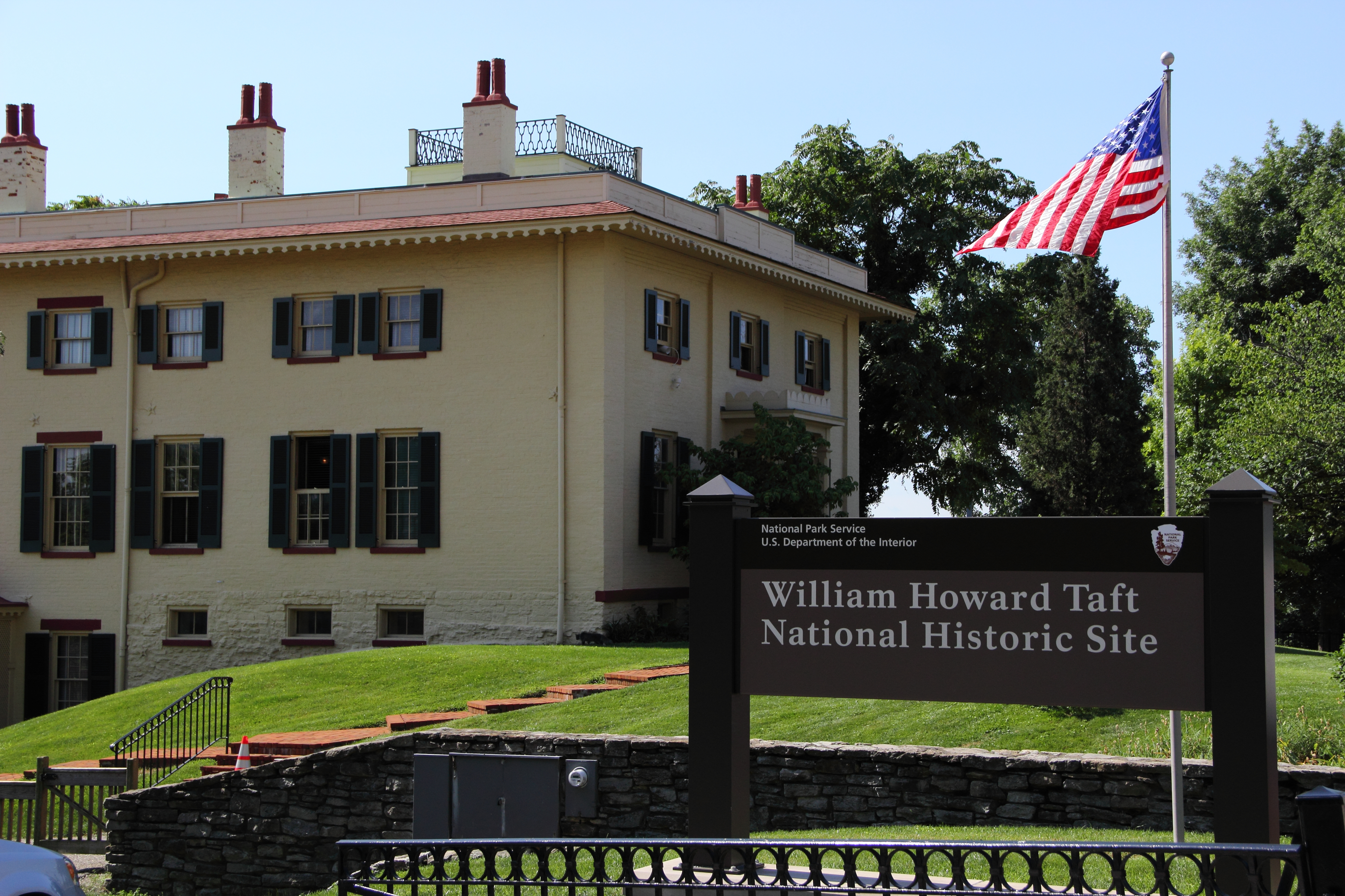 history u0026 culture william howard taft national historic site