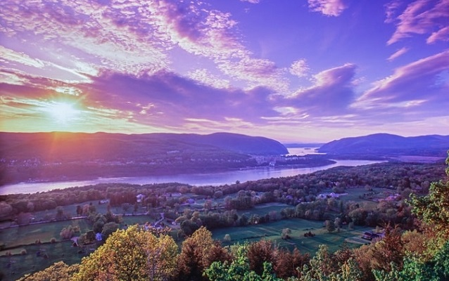 West Point, World's End, and the Hudson Highlands.