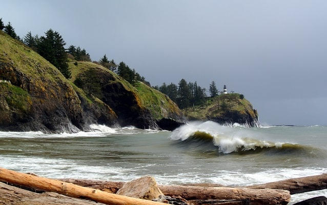 cape disappointment in washington state