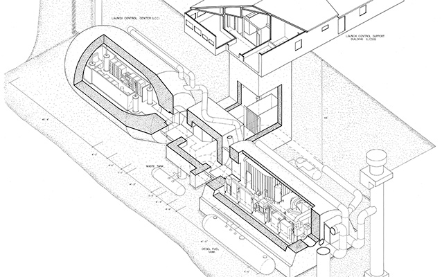Schematic drawing of the Oscar-One control center