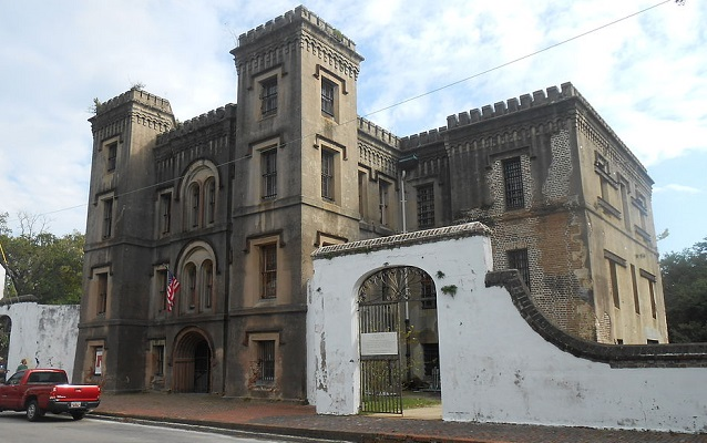 Photo of the old jail