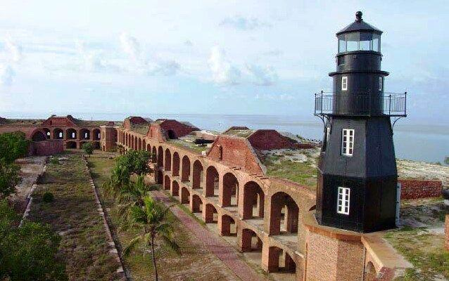 Photo of Fort Jefferson