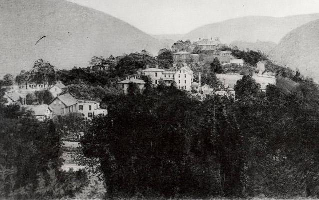 Historic image of Camp Hill