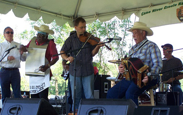 Goldmand Thibodeaux and the Lawtell Playboys