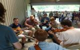 Mid-Day Mountain Music at the Blue Ridge Music Center