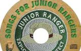 cover of Songs for Junior Ranger album