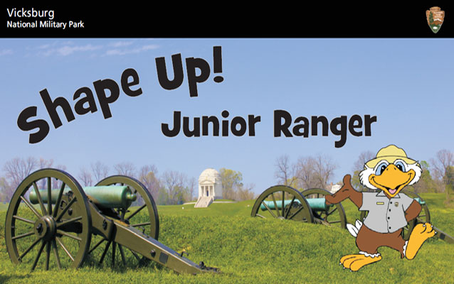Shape Up Junior Ranger Program